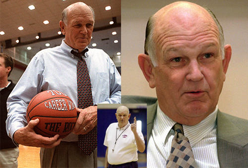 "April 2014 ""Lefty"" Driesell And Photos"