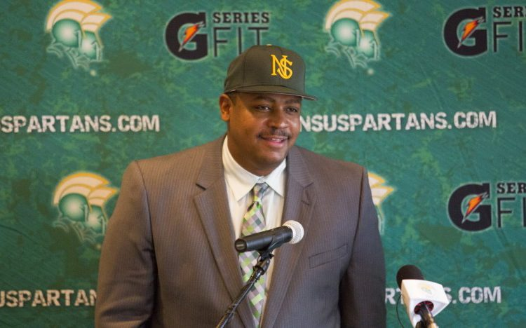 February 2015 Norfolk State's Latrell Scott And Photos