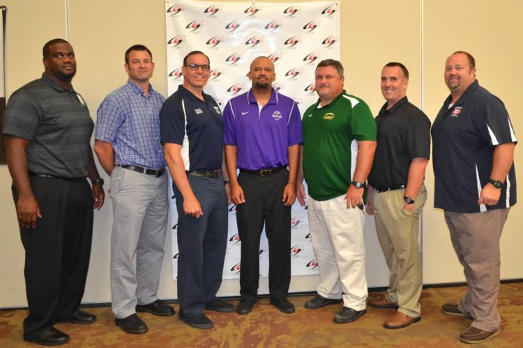 July 2015 Chesapeake High School Football Coaches And Photos