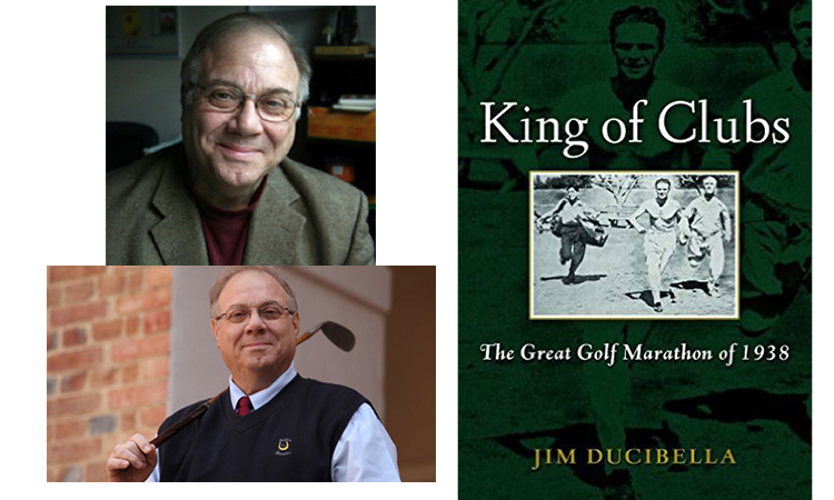 February 2016 Luncheon Author Jim Ducibella