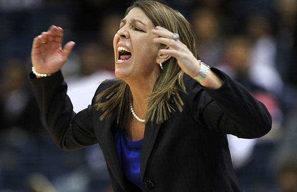 June 2016 Head Coach of the ODU Women's Basketball Team w/Videos