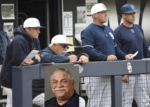 June 2017 Tony Guzzo Special Assistant To ODU Baseball Coach And Photos